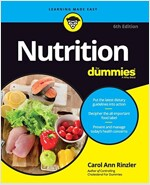 Nutrition for Dummies (Paperback, 6)