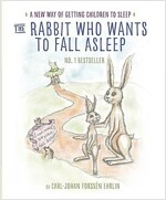 The Rabbit Who Wants to Fall Asleep : A New Way of Getting Children to Sleep (Paperback)