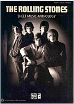 The Rolling Stones Sheet Music Anthology (Paperback)
