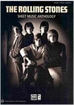 The Rolling Stones Sheet Music Anthology (Paperback)