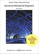 Numerical Methods for Engineers (Paperback, 7 Rev ed)
