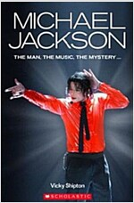 Michael Jackson - The Man , The Music , The Mystery - With Audio CD (Package)
