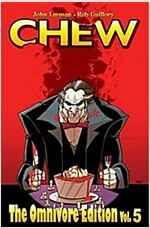 Chew, Volume 5 (Hardcover, Omnivore)