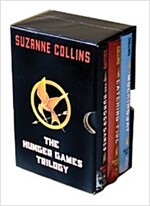 The Hunger Games Trilogy Boxset (Boxed Set)
