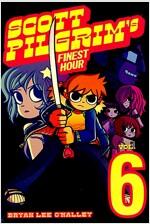 Scott Pilgrim Volume 6: Scott Pilgrims Finest Hour (Paperback)