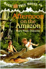 Afternoon on the Amazon (Paperback + CD 1장)