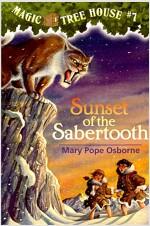 Sunset of the Sabertooth (Paperback + CD 1장)