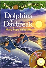 Dolphins at Daybreak (Paperback + CD 1장)