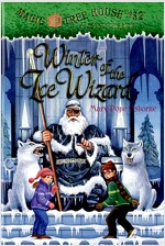 Winter of the Ice Wizard (Hardcover + CD 1장)