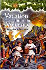 Vacation under the Volcano (Paperback + CD 1장)