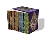[중고] The Harry Potter Collection (Paperback, 1st)