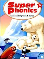 Super Phonics 4 (Student Book + Hybrid CD 2장)