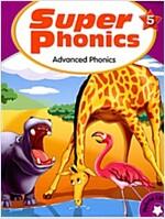 Super Phonics 5 (Student Book + Hybrid CD 2장)