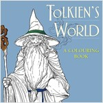 Tolkien's World: A Colouring Book (Paperback)