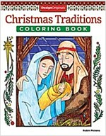 Christmas Traditions Coloring Book (Paperback, CLR)
