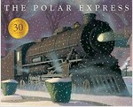 The Polar Express (Paperback, 30th Anniversary Edition)