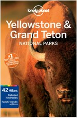 Lonely Planet Yellowstone & Grand Teton National Parks (Paperback, 4)
