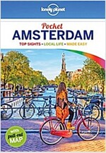 Lonely Planet Pocket Amsterdam (Paperback, 4)