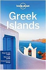 Lonely Planet Greek Islands (Paperback, 9)