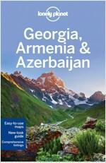 Lonely Planet Georgia, Armenia & Azerbaijan (Paperback, 5)