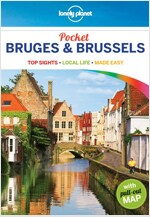Lonely Planet Pocket Bruges & Brussels (Paperback, 3)
