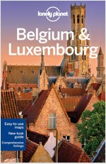 Lonely Planet Belgium & Luxembourg (Paperback, 6)