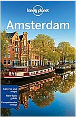 Lonely Planet Amsterdam (Paperback, 10)