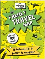 My Family Travel Map (Paperback)