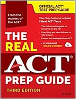 The Real ACT Prep Guide (Book + Bonus Online Content), (Reprint) (Paperback, 3, (Reprint))