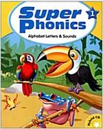Super Phonics 1 (Student Book + Hybrid CD 2장)