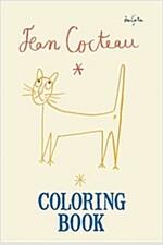 Jean Cocteau Coloring Book (Paperback)