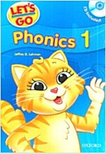 Let's Go Phonics 1 [With CD] (Paperback)
