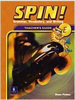 Spin E : Teacher's Guide (Paperback)