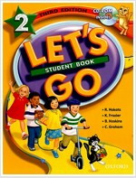 Let's Go: 2: Student Book with CD-ROM Pack (Package)