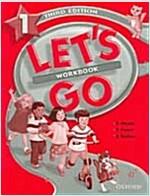 Let's Go: 1: Workbook (Paperback, 3판)