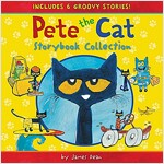 Pete the Cat Storybook Collection: 7 Groovy Stories! (Hardcover)