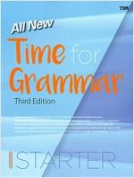 [중고] All New Time for Grammar Starter