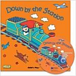 노부영 마더구스 세이펜 Down by the Station (Papaerback + CD) (Papaerback + CD)