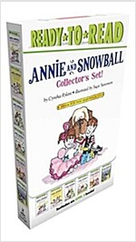 Annie and Snowball Collector's Set!: Annie and Snowball and the Dress-Up Birthday; Annie and Snowball and the Prettiest House; Annie and Snowball and (Boxed Set)