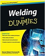 Welding for Dummies (Paperback)
