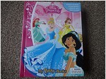 Disney Princess - My Busy Books (미니피규어 11개 포함) (Hardcover)