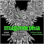 Imagimorphia: An Extreme Coloring and Search Challenge (Paperback)
