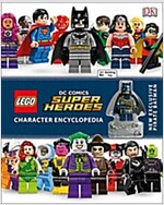 Lego Dc Comics Super Heroes Character Encyclopedia (Hardcover)