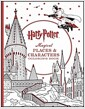 [중고] Harry Potter Magical Places & Characters Coloring Book (Paperback)