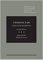 Cases and Materials on Criminal Law (Hardcover, 7th, New)