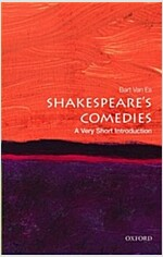 Shakespeare's Comedies: A Very Short Introduction (Paperback)