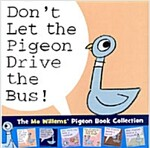 Mo Willem's Pigeon 6 Book Collection (Paperback)