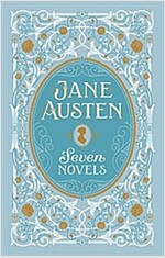 Jane Austen: Seven Novels (Barnes & Noble Leatherbound Classic Collection) (Hardcover, New edition)