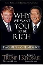 [중고] Why We Want You to Be Rich (Hardcover)