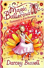 Magic Ballerina : Summer In Enchantia (Paperback + Audio CD 1장)